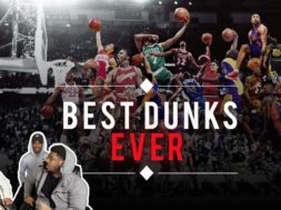 NBA GREATEST DUNKS EVER!