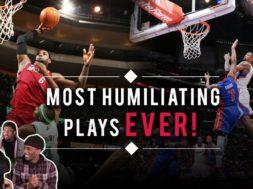 NBA's Most Humiliating Plays LOL