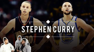 Official Stephen Curry Mixtape REACTION