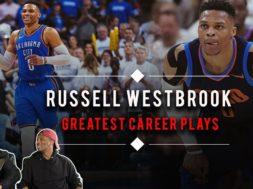 Russell Westbrook TOP Career Plays!