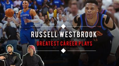 Russell Westbrook TOP Career Plays!