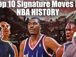 Top 10 Signature Moves in NBA History!