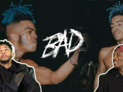 XXXTENTACION – BAD! (REACTION)