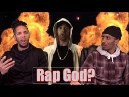 I LOVE Eminem, BUT… (Eminem Kick Off Freestyle Reaction)