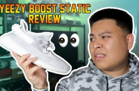 ADIDAS YEEZY 'STATIC' 350 BOOST REVIEW + ON FEET!!! COP OR DROP?