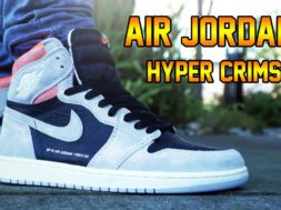 AIR JORDAN 1 'HYPER CRIMSON' REVIEW + ON FEET!!!