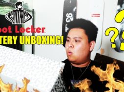 DOUBLE MYSTERY SNEAKER UNBOXING FROM FOOTLOCKER! (WHAT'S INSIDE???)