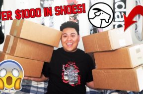 MY BIGGEST SNEAKER UNBOXING EVER ON THIS CHANNEL!!! (CRAZY STEALS FROM GOAT)