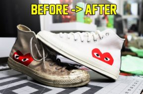 CONVERSE CDG HIGH RESTORATION (SOOTHING)