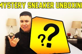 MYSTERY SNEAKER UNBOXING… (CAN'T BELIEVE THIS!)