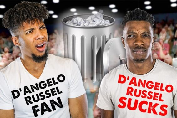 The Trash Talk Was RIDICULOUS This Game!! DON'T Watch Because