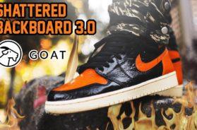 AIR JORDAN 1 'SHATTERED BACKBOARD 3.0' REVIEW + ON FEET!
