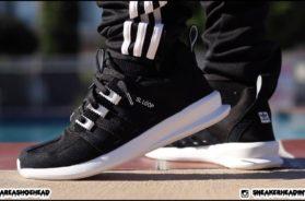 Black/White Adidas Sl Loop Live Look/Review + On Feet!